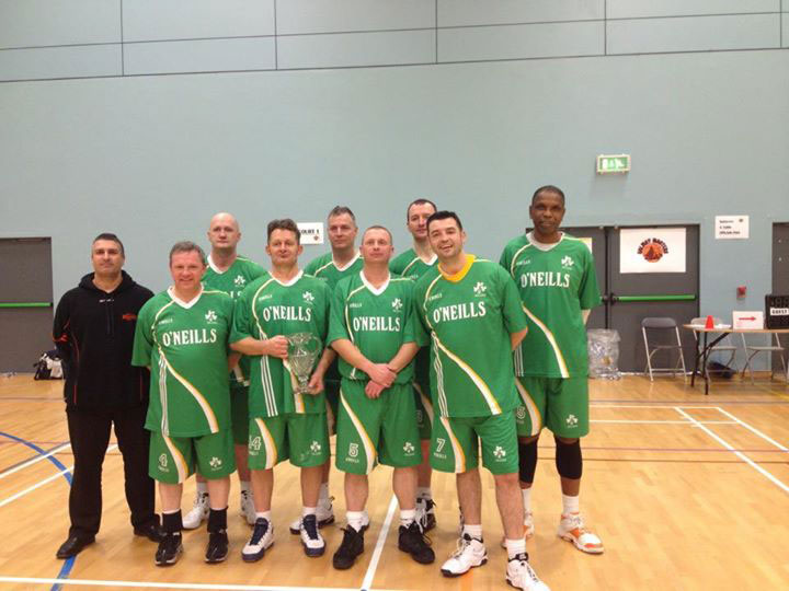 Galway Masters Basketball Tournament.